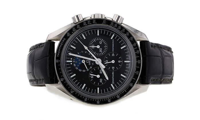 Omega Speedmaster 3876.50.31 77208156 sold at auction for $2,715