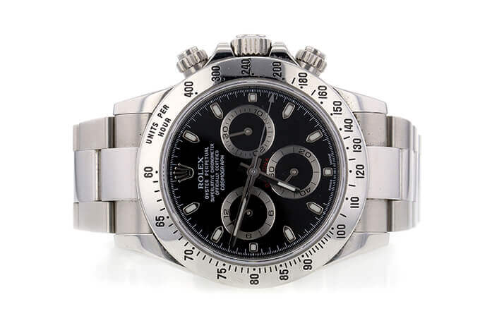 ROLEX DAYTONA 116520 439JX559 SOLD AT AUCTION FOR $7,965