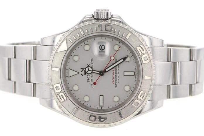 ROLEX YACHT-MASTER 16622 K722068 SOLD AT AUCTION FOR $4,185