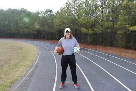 Lauren Riddick- Sandy Springs Park and Recreation coach