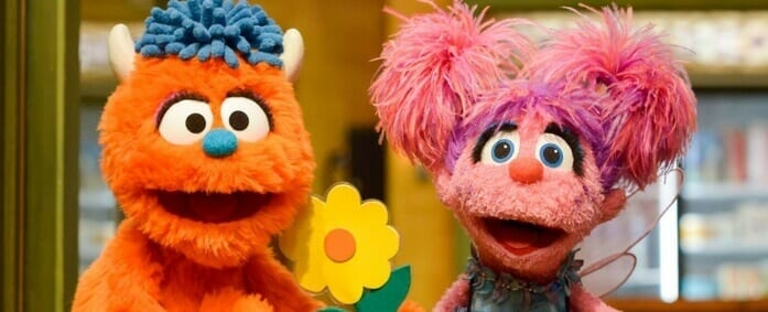 Sesame Street Takes A New Step For Blended Families
