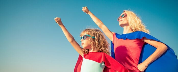4 Things That Make a Single Mom Stronger Than Kryptonite