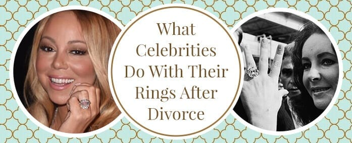 What Did Celebrities Do with Their Rings After Divorce?