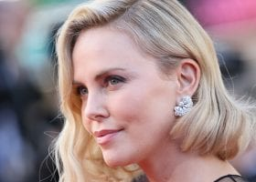 Charlize Theron - TOP 10 CELEBRITY JEWELRY LOOKS
