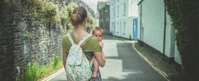 The Turning Point: From a Hopeless to Happy Single Mom