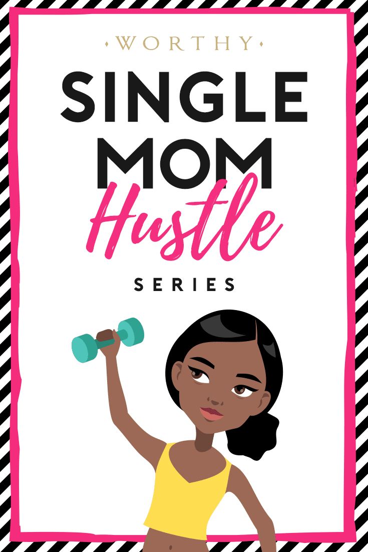 This month we're celebrating the single mom hustle and kickass single moms across the country! In this first edition, meet the amazing Desirae Harper!