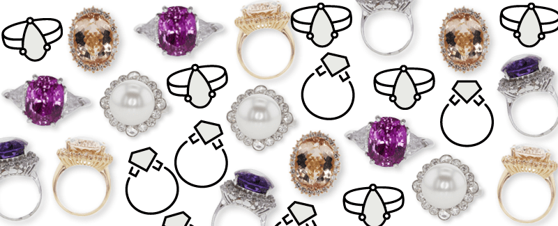 Not Your Average Diamond Solitaire: Exploring Alternative Rings