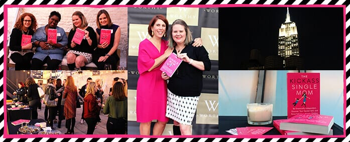 The Kickass Single Mom Book Launch Party in Pics!