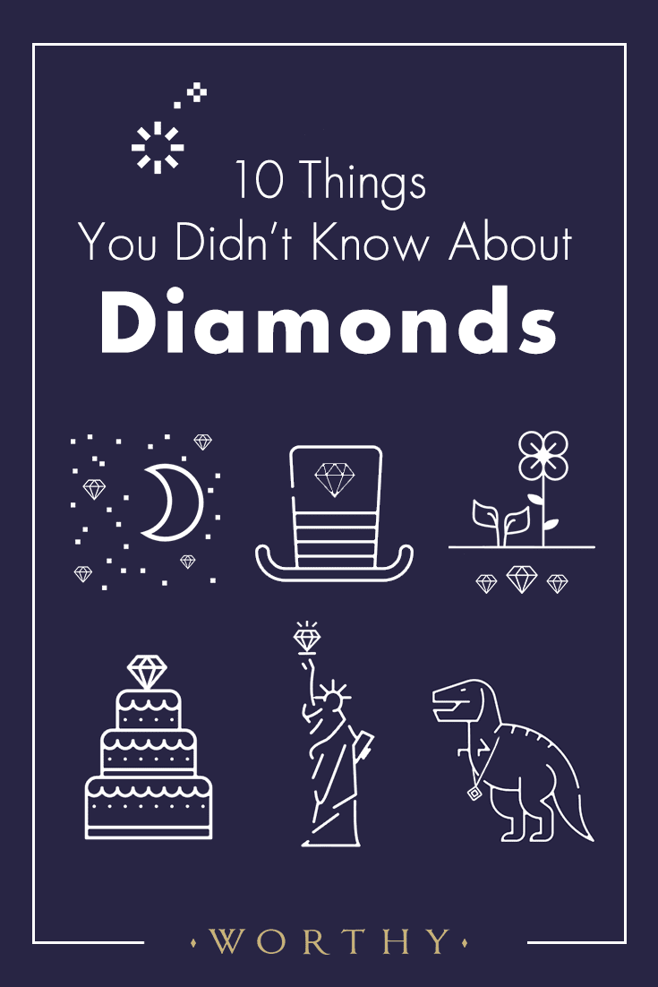 Did you know that the oldest diamonds ever discovered are estimated to be over 4 billion years old? Read this and more interesting diamond facts here!