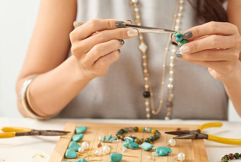 Five DIY Jewelry Ideas You'll Actually Love