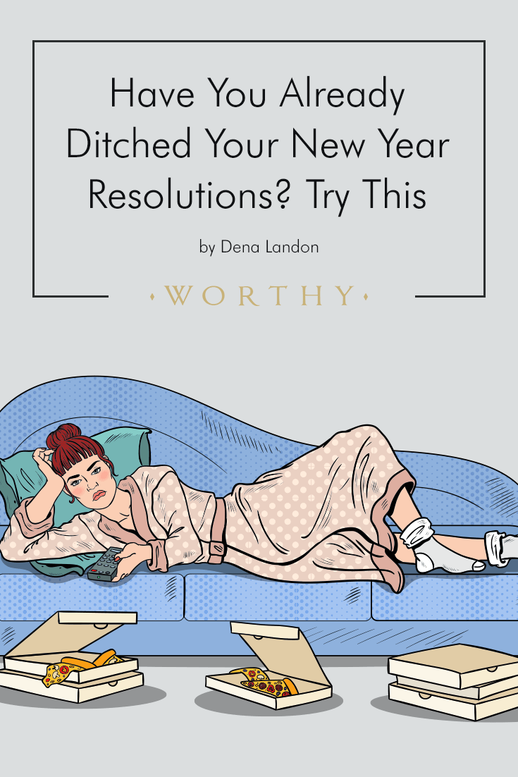 Forty-one percent of Americans admit to making resolutions. And yet, only eight percent of people achieve them. Here's why.