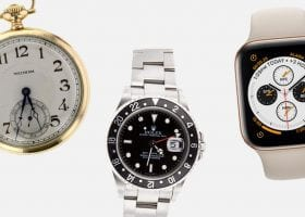 Watch Evolution - The Progress of Wristwatches