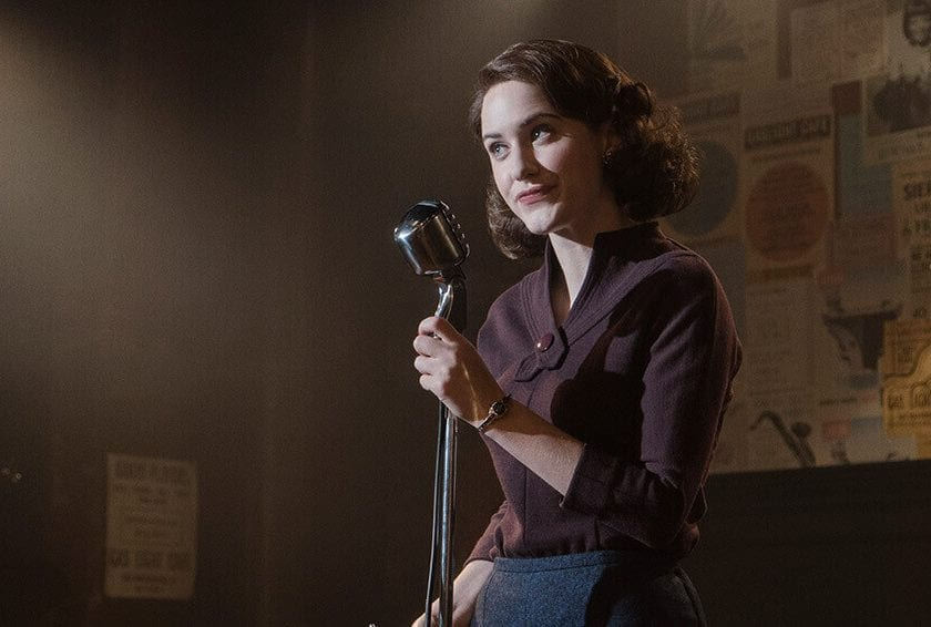 'The Marvelous Mrs. Maisel' Steals The Show