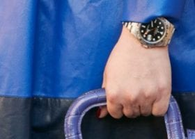 Why More Women Are Wearing Men's Watches