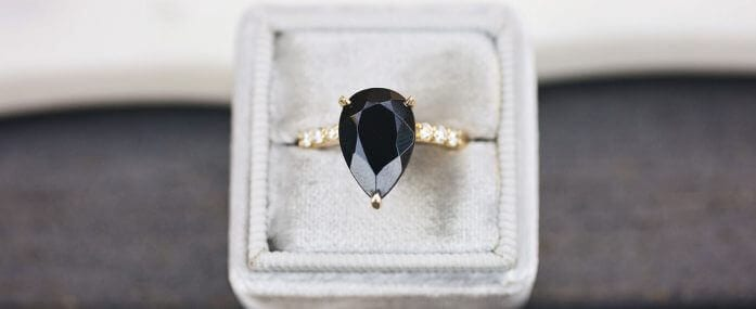 The Ultimate Guide to Black Diamonds' Value