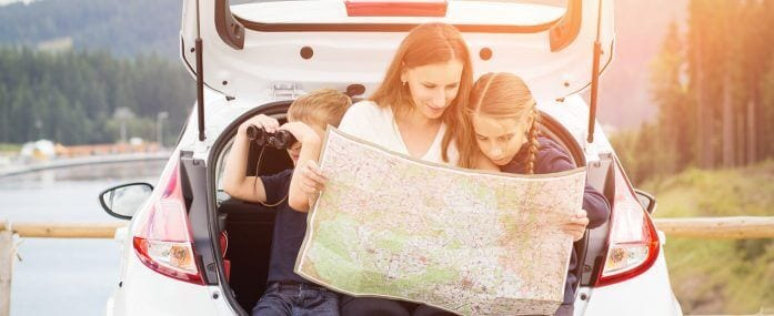 4 Tips to Plan a Fun Getaway with Your Kids