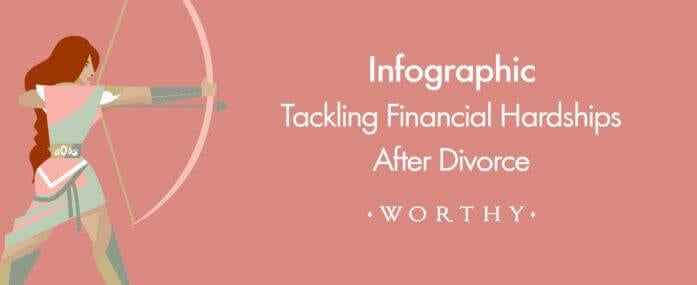 Infographic: Tackling Financial Hardships After Divorce