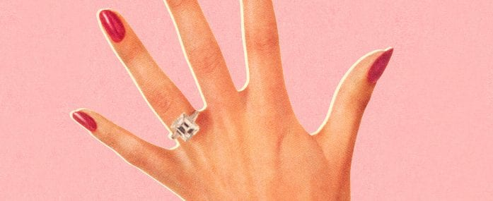 5 Ways Your Old Engagement Ring Can Help You Overcome Divorce