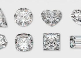 Diamond Shapes Complete Guide