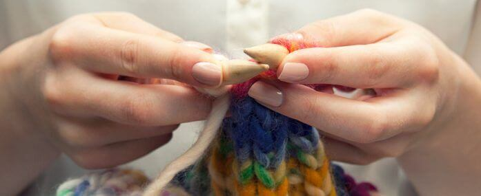 How Knitting Helped Me Recover From a Divorce