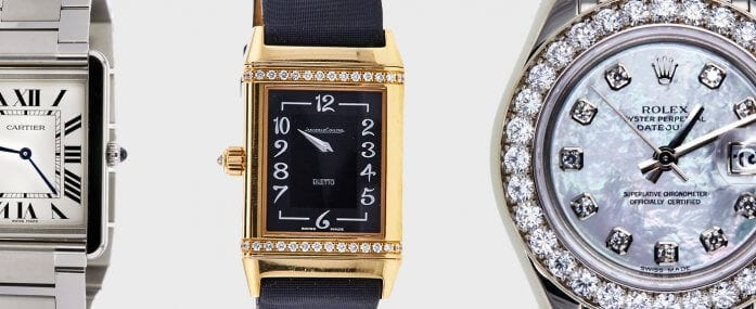 Ladies' Watches that Hold Value