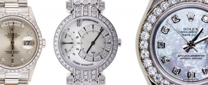 Top 7 Most Stylish Diamond Watches