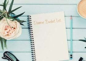 The Divorce Bucket List
