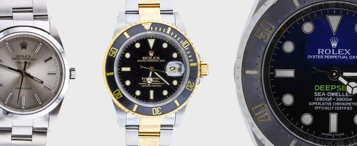All You Need to Know About Rolex Watches
