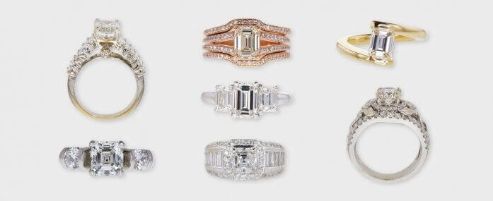 Emerald Cut Diamonds: A Complete Guide