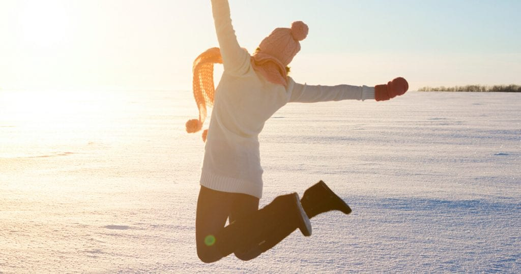 Brighten up -- here are 10 ways to beat the winter blues after the holiday season!