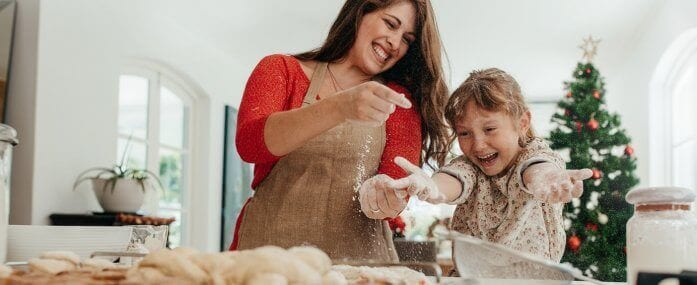 Holiday Recipes From and For Single Moms