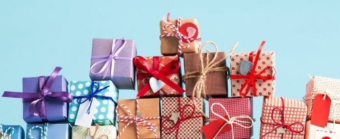 One Divorce, Two Houses, How Many Holiday Gifts?