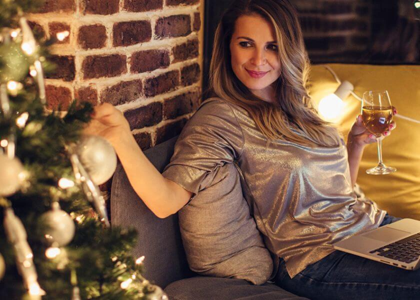 What I Realized About My Post-Divorce Journey While Decorating for Christmas