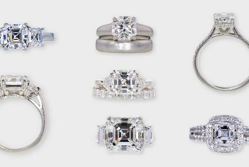 Worthy's Guide to Asscher Cut Diamonds