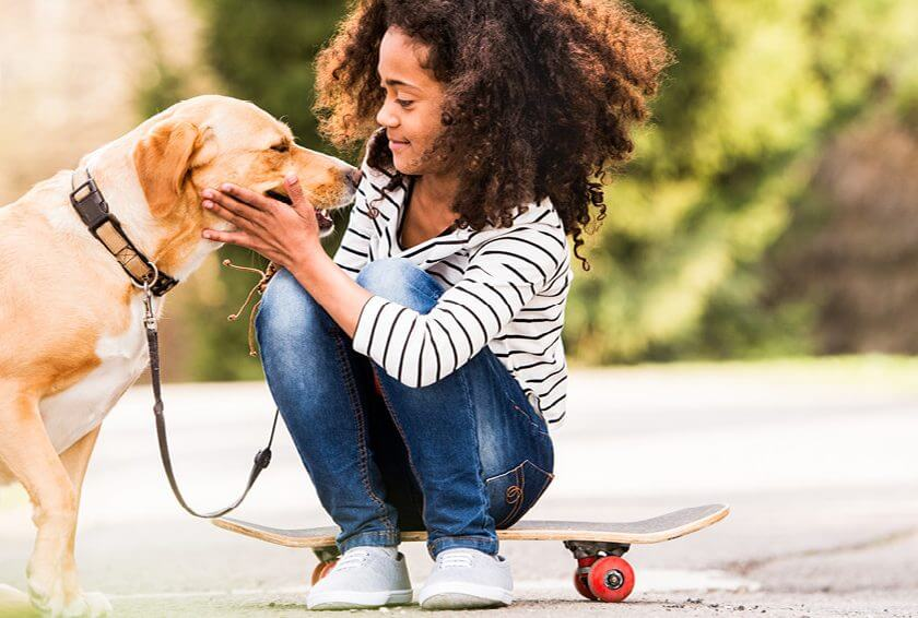 How Pets Can Help Kids Process Divorce