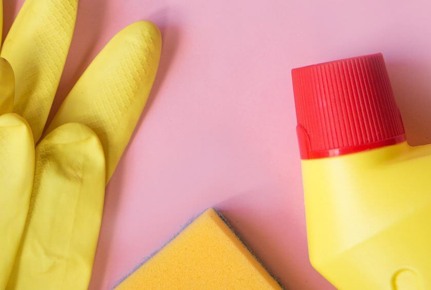 Why My Ex-Husband Keeps Rubber Gloves Under My Sink