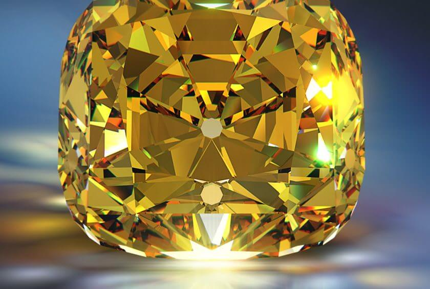 All About the Tiffany Yellow Diamond