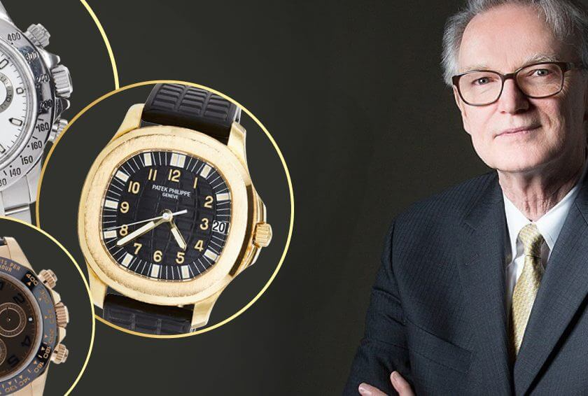 5 Minutes With Joe Thompson, Editor-in-Chief of WatchTime Magazine