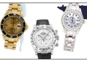 top rolex auctions