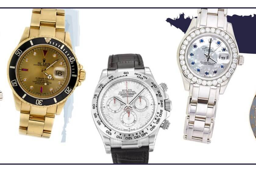 Top 9 Worthy Rolex Watch Auctions