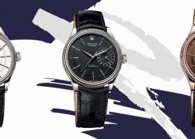 Rolex Cellini Review