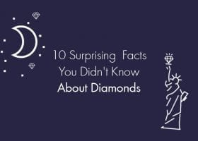 Surprising diamond facts