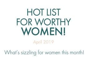 Worthy's april 2019 hot list