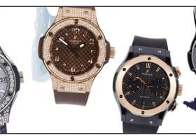 Top Hublot Watch Auctions with Worthy