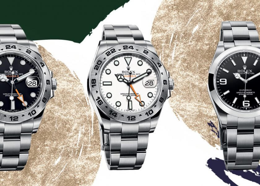 The Noteworthy Series: Rolex Explorer Model Review