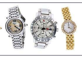 chopard watch auctions