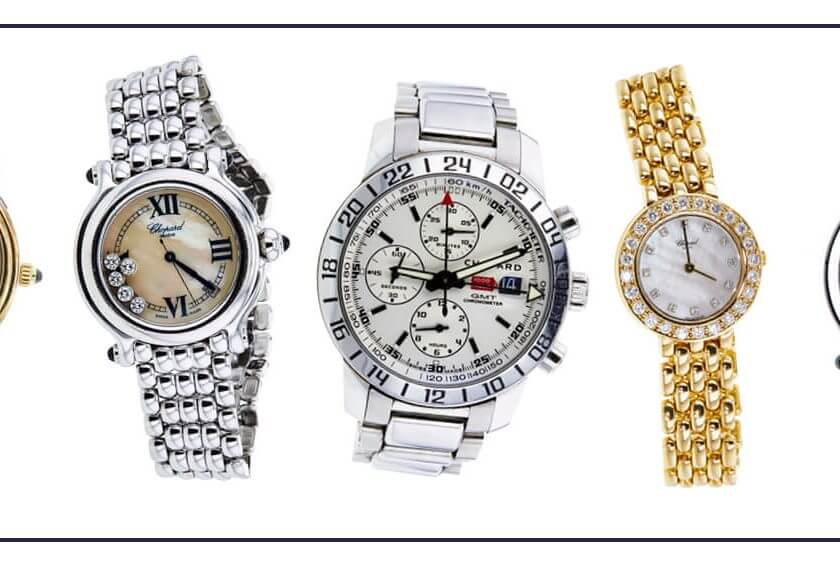 Top 11 Chopard Watch Auctions on Worthy