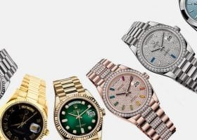 rolex presidential review