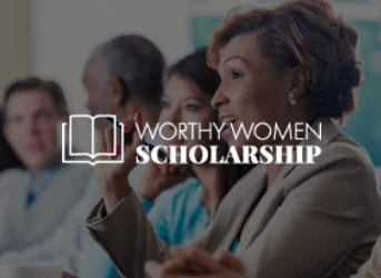 Worthy Women's Scholarship
