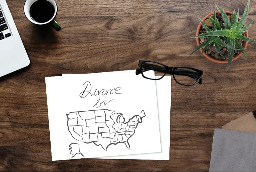 The Divorce Process Guide for US States